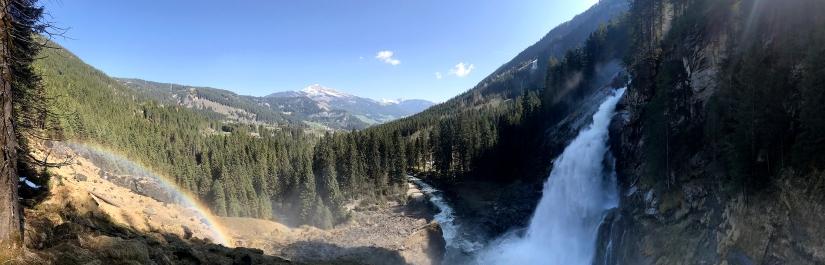 Krimmler Wasserfälle undCo.
